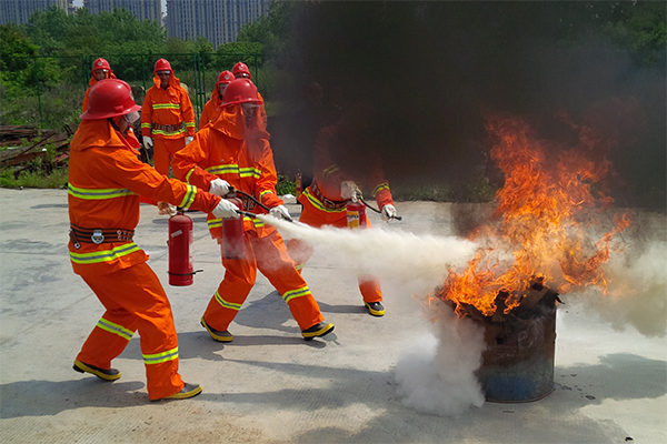 Conduct a fire drill every year.