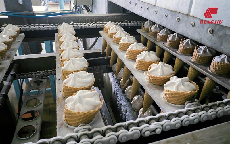 Cold Foods Industry (Cold Drinks, Creamery)